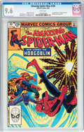 Modern Age (1980-Present):Superhero, The Amazing Spider-Man #239 (Marvel, 1983) CGC NM+ 9.6 White pages....