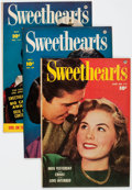 Golden Age (1938-1955):Romance, Sweethearts Group of 8 Crowley Copies (Fawcett Publications,1949-52).... (Total: 8 Comic Books)