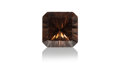 Gems:Faceted, GEMSTONE: SMOKY QUARTZ - 79.14 CT.. 26 x 26 x 19.7 mm. ...