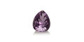 Gems:Faceted, GEMSTONE: AMETHYST - 13.7 CT.. Stone Source: South America. 18.6x 14.5 x 9.8 mm. ...
