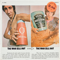 The Who Sell Out Sealed Stereo LP (1967)