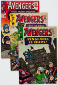 Silver Age (1956-1969):Superhero, The Avengers Group of 12 (Marvel, 1965-66) Condition: Average FN/VF.... (Total: 12 Comic Books)