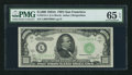 Small Size:Federal Reserve Notes, Fr. 2212-L $1,000 1934A Federal Reserve Note. PMG Gem Uncirculated 65 EPQ.. ...