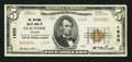 National Bank Notes:Virginia, Staunton, VA - $5 1929 Ty. 2 The National Valley Bank Ch. # 1620....