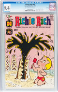 Bronze Age (1970-1979):Humor, Richie Rich #94 File Copy (Harvey, 1970) CGC NM 9.4 Off-white towhite pages....