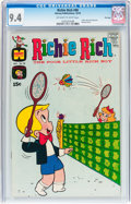 Bronze Age (1970-1979):Cartoon Character, Richie Rich #98 File Copy (Harvey, 1970) CGC NM 9.4 Off-white towhite pages....