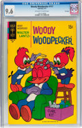 Bronze Age (1970-1979):Cartoon Character, Woody Woodpecker #117 File Copy (Gold Key, 1971) CGC NM+ 9.6Off-white to white pages....