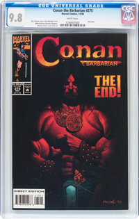 Conan the Barbarian #275 (Marvel, 1993) CGC NM/MT 9.8 White pages