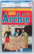 Golden Age (1938-1955):Humor, Archie Comics #31 (Archie, 1948) CGC VG/FN 5.0 Off-white to white pages....