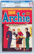 Golden Age (1938-1955):Humor, Archie Comics #33 (Archie, 1948) CGC FN 6.0 Cream to off-white pages....