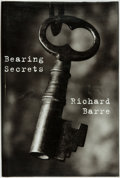 Books:Mystery & Detective Fiction, Richard Barre. SIGNED. Bearing Secrets. New York: Walker andCompany, [1996]....