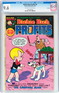 Bronze Age (1970-1979):Humor, Richie Rich Profits #6 File Copy (Harvey, 1975) CGC NM+ 9.6Off-white to white pages....