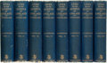 Books:World History, [British History]. Agnes Strickland. Lives of the Queens of England from the Norman Conquest, Vols. I - VIII. Ph... (Total: 8 Items)