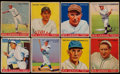 Baseball Cards:Lots, 1933 Goudey Baseball Collection (39) With HoFers! ...
