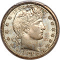 Barber Quarters, 1900-S 25C MS66 PCGS. CAC....