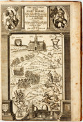 Books:World History, Thomas Fuller. The Historie of the Holy Warre. Cambridge:John Williams, 1647. Third edition. ...