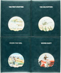 Books:World History, Four Volumes from Time-Life's Epic of Flight Series. Alexandria, VA: Time-Life Books, Inc., 1981 - 1982. ... (Total: 4 Items)
