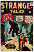 Silver Age (1956-1969):Mystery, Strange Tales #100 (Marvel, 1962) Condition: FN....