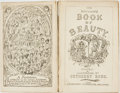 Books:Literature Pre-1900, Cuthbert Bede, editor and illustrator. The Shilling Book ofBeauty. London: James Blackwood, 1856....