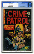 Golden Age (1938-1955):Crime, Crime Patrol #12 (EC, 1949) CGC VG+ 4.5 Cream to off-white pages. Johnny Craig cover. Al Feldstein, H. L. Larsen, and Ed Wal...