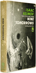 Books:First Editions, Isaac Asimov: Nine Tomorrows....