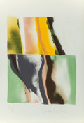 Fine Art - Work on Paper:Print, John Chamberlain (American, 1927-2011). Flashback Series: No.I-VIII (eight works), 1979. Screenprints in colors on Arch...(Total: 8 Items)