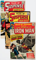 Silver Age (1956-1969):Superhero, Tales of Suspense Group of 6 (Marvel, 1964) Condition: Average VG/FN.... (Total: 6 Comic Books)