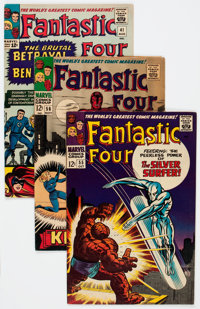 Fantastic Four Group of 12 (Marvel, 1965-67) Condition: Average FN+.... (Total: 12 Comic Books)