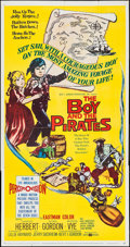 "Movie Posters:Adventure, The Boy and the Pirates & Others Lot (United Artists, 1960).Three Sheets (4) (41"" X 77"", 41"" X 78"", 41"" X 78.5"", 41"" X 79"")...(Total: 4 Items)"