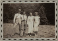 Photographs, Mike Disfarmer (American, 1884-1959). Group of Five Photographs, circa 1935. Vintage gelatin silver. 2-3/4 x 3-3/4 inche... (Total: 5 Items)