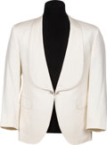 "Movie/TV Memorabilia:Costumes, A Sean Penn Fancy Dinner Jacket from the Woody Allen Film ""Sweetand Lowdown.""..."