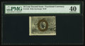 Fractional Currency:Second Issue, Fr. 1248 10¢ Second Issue PMG Extremely Fine 40.. ...