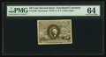 Fractional Currency:Second Issue, Fr. 1320 50¢ Second Issue PMG Choice Uncirculated 64.. ...
