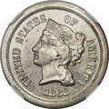 Patterns, 1868 5C Five Cents, Judd-630, Pollock-700, High R.7, PR65 NGC....