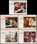 """Movie Posters:Hitchcock, Rear Window (Paramount, 1954). Lobby Cards (5) (11"""" X 14"""").Hitchcock.. ... (Total: 5 Items)"""