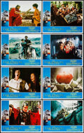 "Movie Posters:Fantasy, Time Bandits (Avco Embassy, 1981). Lobby Card Set of 8 (11"" X 14"").Fantasy.. ... (Total: 8 Items)"