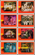 "Movie Posters:Science Fiction, Fantastic Voyage (20th Century Fox, 1966). Lobby Card Set of 8 (11""X 14""). Science Fiction.. ... (Total: 8 Items)"