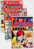 Silver Age (1956-1969):Humor, Archie Annual and Giant Series Group (Archie, 1950s-60s).... (Total: 12 Comic Books)