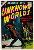 Silver Age (1956-1969):Horror, Journey Into Unknown Worlds #57 (Atlas, 1957) Condition: FN....