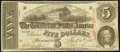 Confederate Notes:1863 Issues, T60 $5 1863 PF-1 Cr. 450.. ...