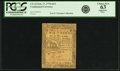 Colonial Notes:Continental Congress Issues, Continental Currency February 17, 1776 $2/3 Fr. CC-22. PCGS Choice New 63 Apparent.. ...