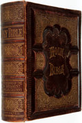 Books:Reference & Bibliography, [Holy Bible]. The Holy Bible Containing the Old and New Testaments, Translated Out of the Original Tongues, with the Apo...