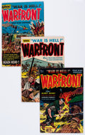 Golden Age (1938-1955):War, Warfront Group of 15 (Harvey, 1951-67) Condition: Average VG....(Total: 15 Comic Books)