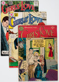 Golden Age (1938-1955):Romance, Girls' Love Stories/Girls' Romances Group of 7 (DC, 1950s)Condition: Average VG+.... (Total: 7 Comic Books)