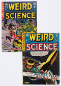 Golden Age (1938-1955):Science Fiction, Weird Science #5 and 22 Group (EC, 1951-53).... (Total: 2 ComicBooks)