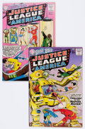 Silver Age (1956-1969):Superhero, The Brave and the Bold #29 and 30 Justice League of America Group (DC, 1960).... (Total: 2 Comic Books)