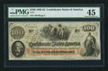 Confederate Notes:1862 Issues, T41 $100 1862 PF-57 Cr. 328.. ...