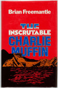 Books:Mystery & Detective Fiction, Brian Freemantle. The Inscrutable Charlie Muffin. London:Jonathan Cape, [1979]....