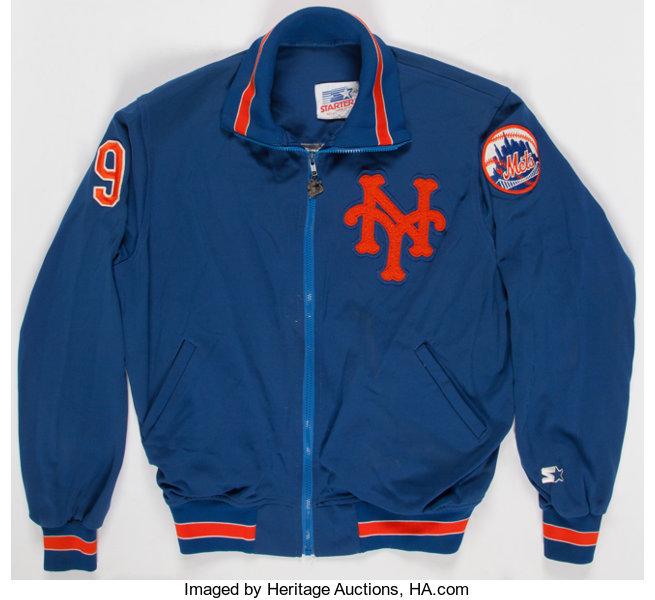detailed look 3b460 fd461 Late 1980s/Early 1990s Gregg Jefferies Game Worn New York ...