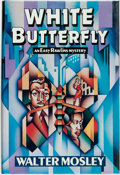 Books:Mystery & Detective Fiction, Walter Mosley. INSCRIBED. White Butterfly. New York: W. W.Norton & Company, [1992]....